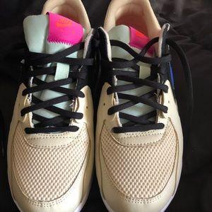 Ladies multi colored Nike's sneakers